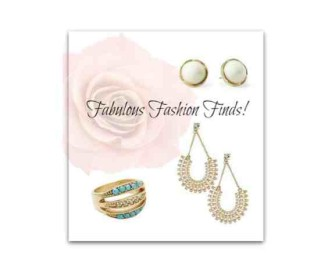 Fabulous Fashion Finds