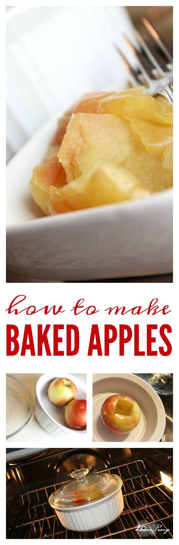How to Make Perfectly Baked Apples for Fall and Winter