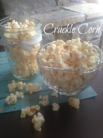 Easy Flavored Popcorn Recipe