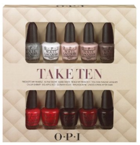 OPI Nail Polish Set