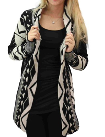 Long Cardigan Wrap Sweaters To Wear With Leggings