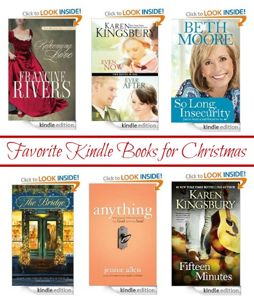 Kindle Books for Christmas