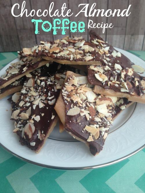 Chocolate Almond Toffee Recipe