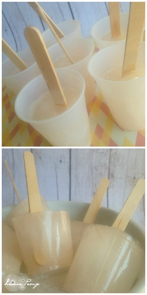 How to Make Homemade Grapefruit Ice Pops Im
