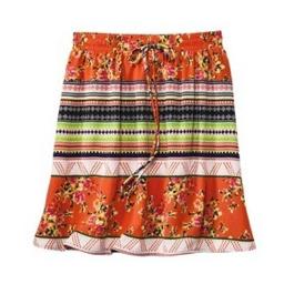 Target Summer Floral Skirt