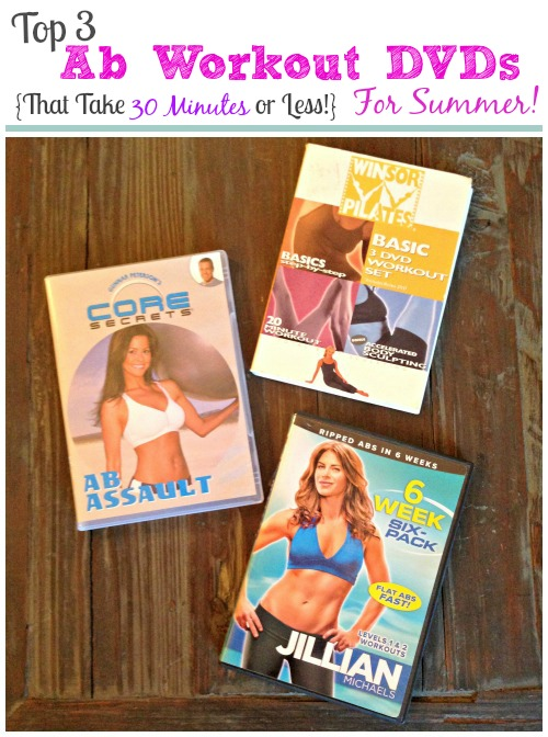 Top 3 Ab Workout DVDs