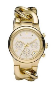 Michael Kors Twisted Watch