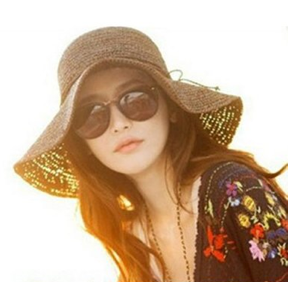Floppy Straw Hats for Summer d3a87e55ab
