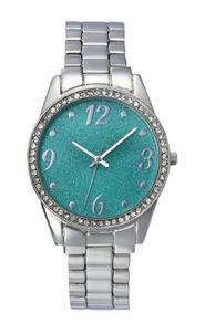 Mint Silver Watch