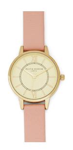 Vintage Pink Watch