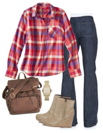 Casual Fall Outfit for Women