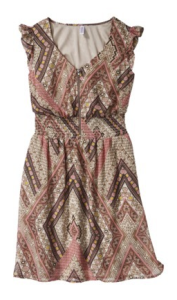 Target Fit and Flare Dress