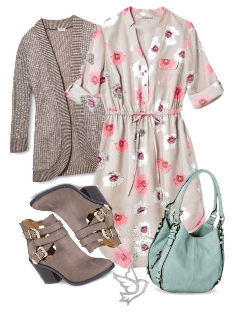 Target Style Women's Outfit