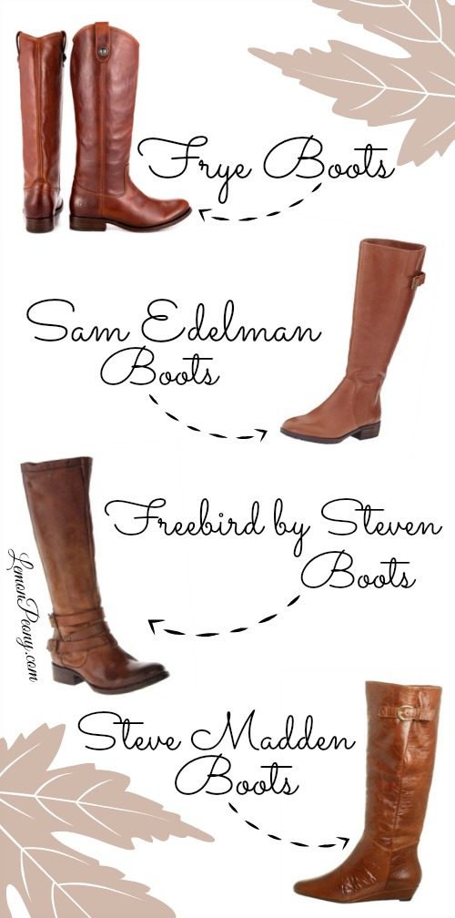Tall Fashion Boots