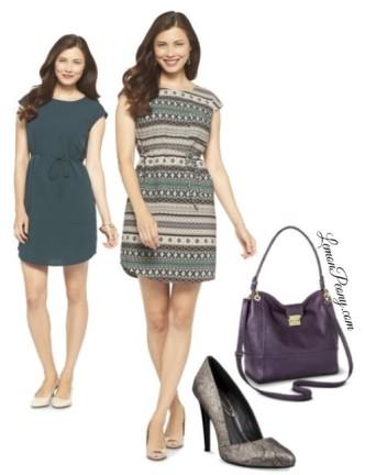 Fall Dresses at Target