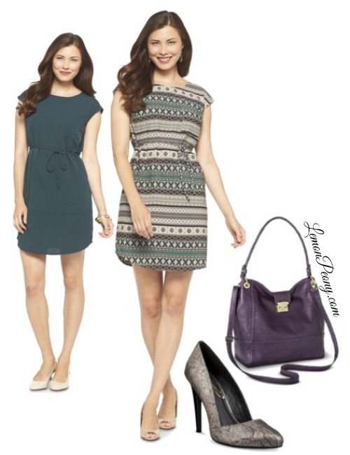 Fall Dresses at Target