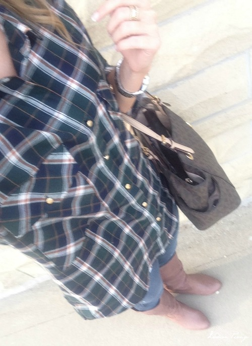 Plaid Outfit for Women