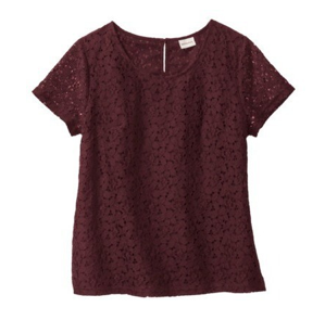 Target Lace Tops