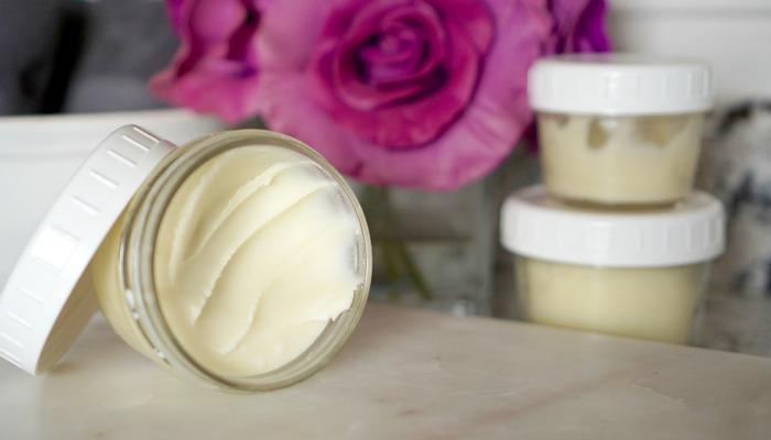 DIY Homemade Body Butter Featured
