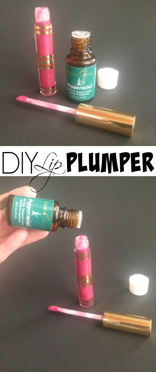 DIY Lip Plumper