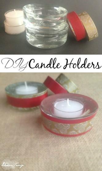Easy DIY Candle Crafts