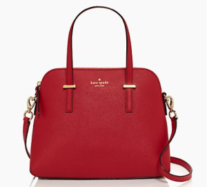 Red Kate Spade Purse
