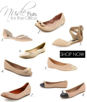 The Best Flats for the Office