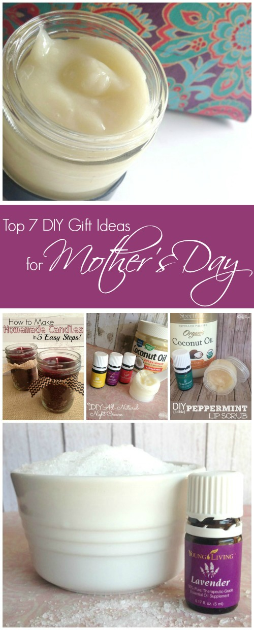 Mothers Day DIY Gift Ideas