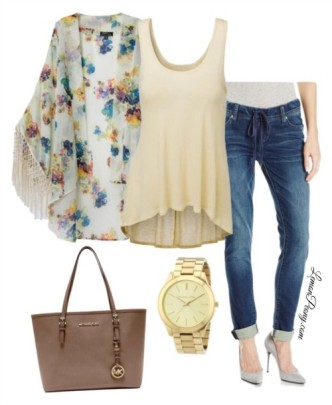 Spring Casual Fashion 2015
