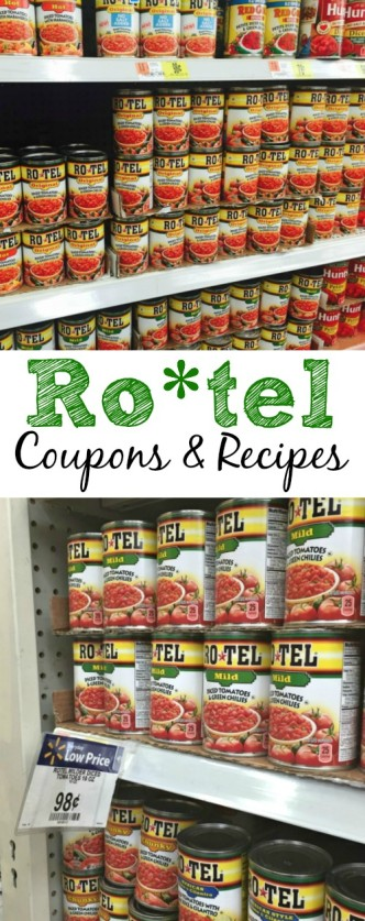 Easy Rotel Recipes