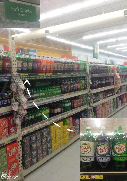 Ginger Ale Walmart