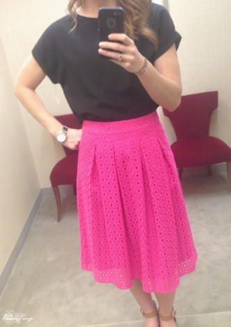 Midi Skirt Modest Fashion