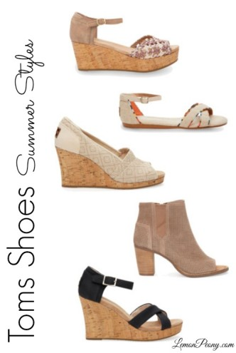 Toms Shoes Summer Styles