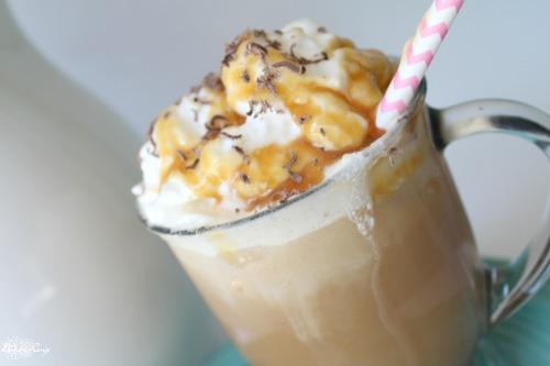 Iced Caramel Coffee Recipe