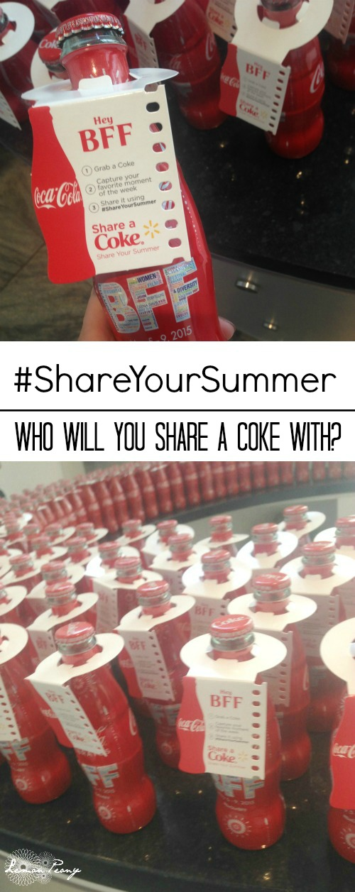 Share Your Summer with Coke
