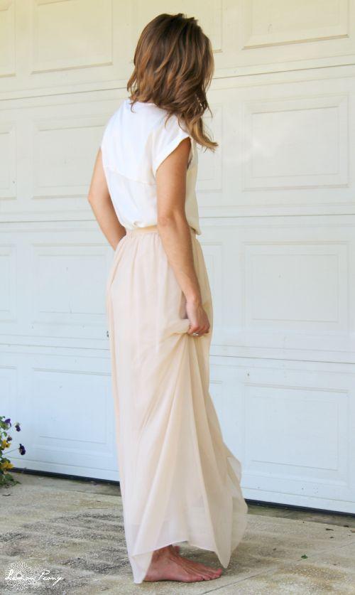 Maxi Tulle Skirts