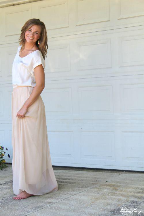 Tulle Skirt Styles
