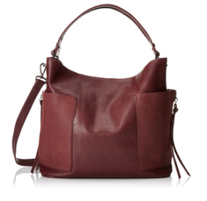Burgundy Handbag Purse