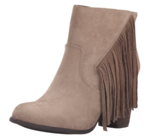 Madden Girl Fringe Booties
