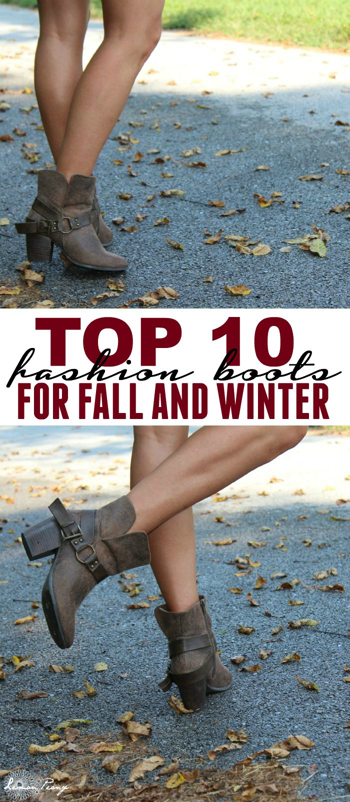 Top 10 Fashion Boots and Booties for Everyday Modest Outfit Styles and Trends!