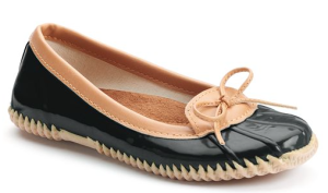 Waterproof Rain Flats