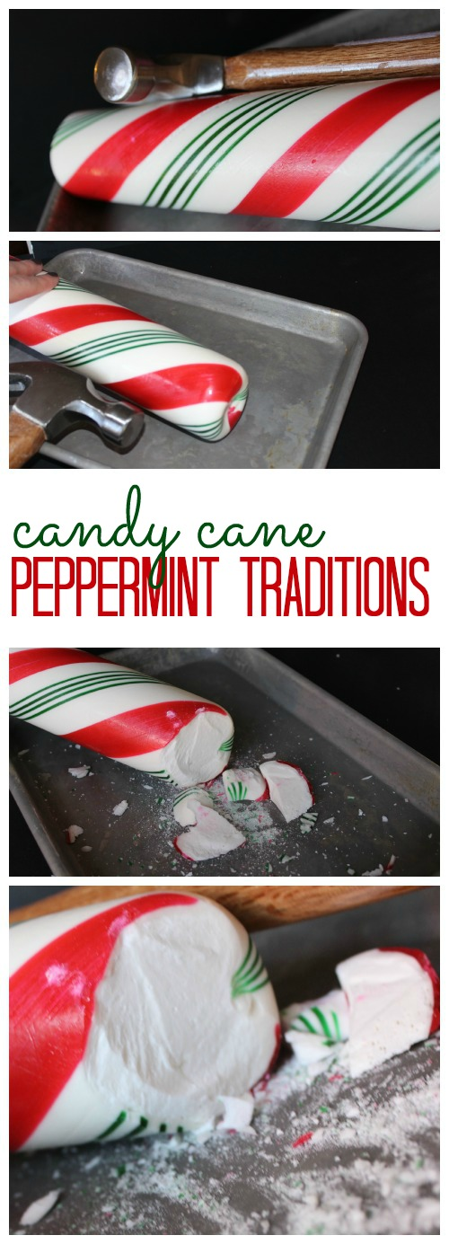 Candy Cane Peppermint Traditions