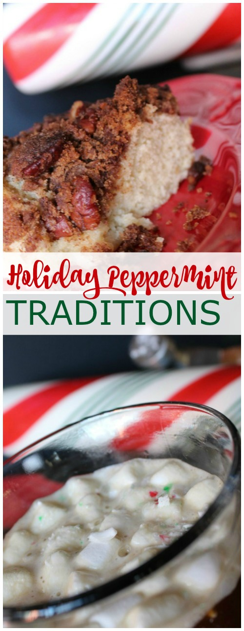 Christmas Peppermint Traditions