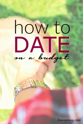How to Date on a Budget