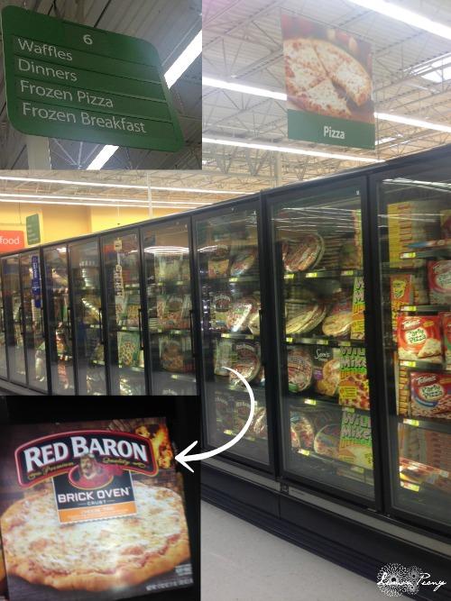 Red Baron at Walmart