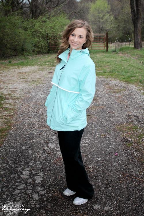 Bellis Botique Rain Jacket