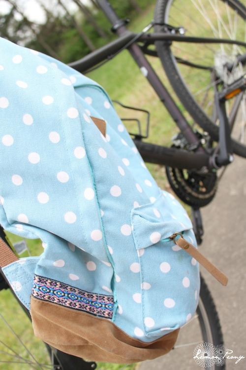 Bike Rides and Backpacks