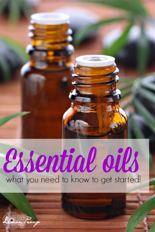 Essential Oils What You Need to Know