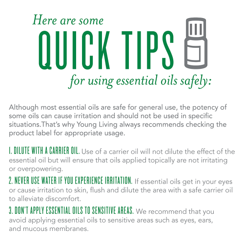 Oil Safety Tips