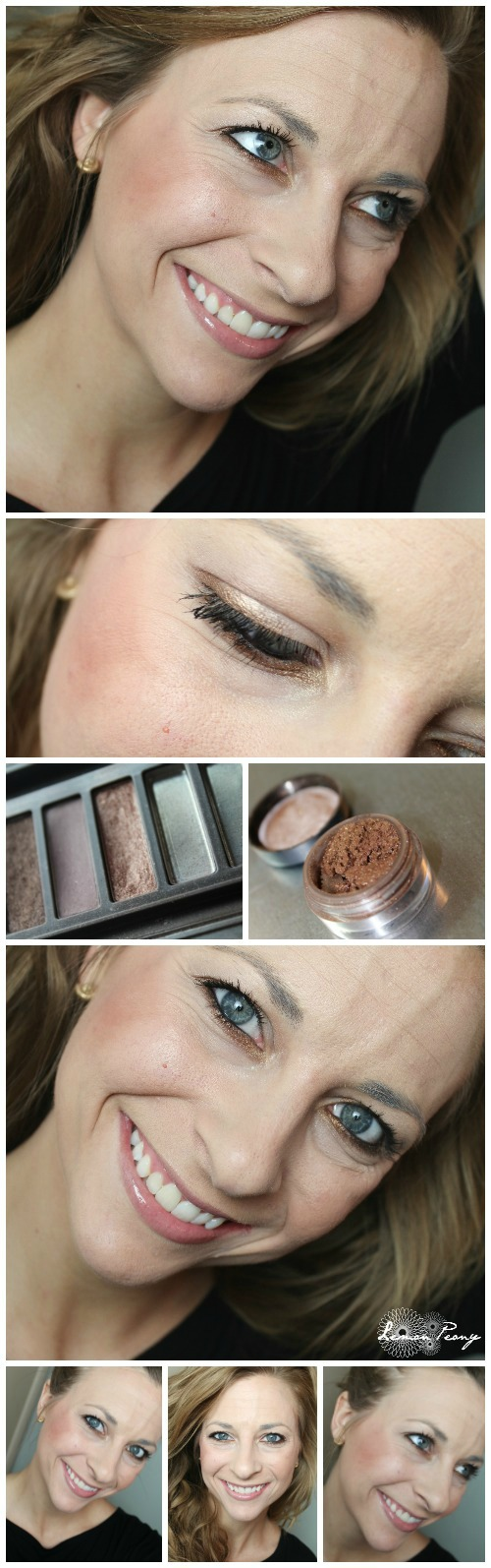 Bronze Eye Shadow LOTD